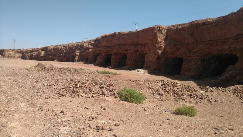 [Carburant, Routes, Police] Route pour accéder aux mines d'Aouli 045_ds10