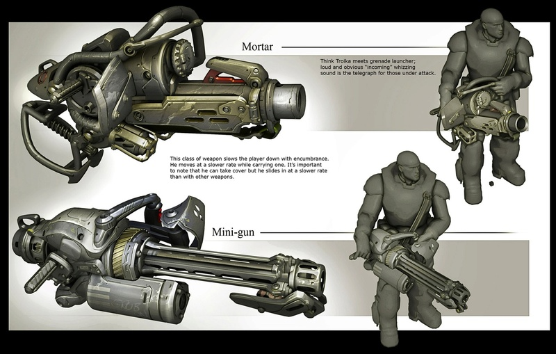 Name a gun from a game that would be cool to see in FNV - Page 13 Gow2x310