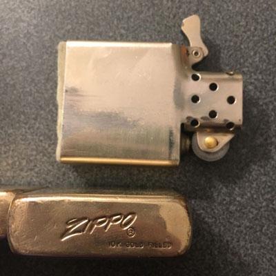 vente collection entière Zipperlighter Zippo_14