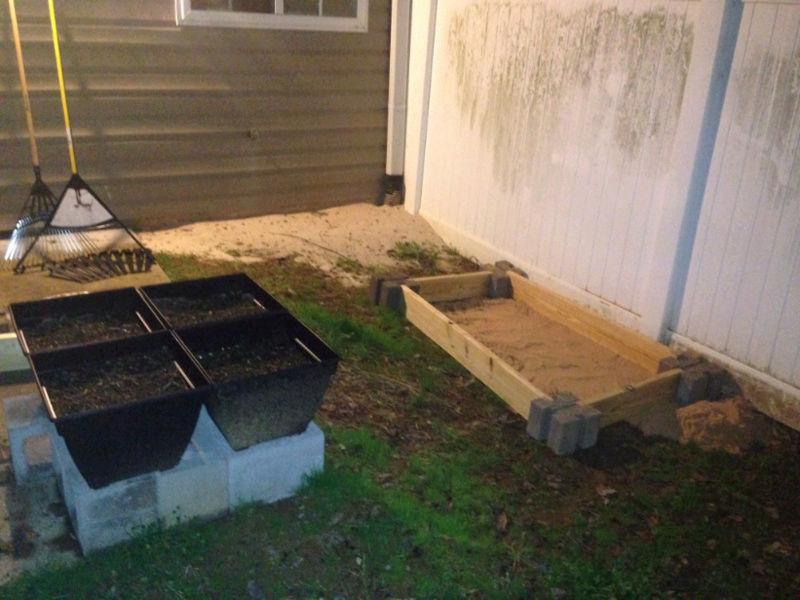 Garden Progress in Georgia Buildi10