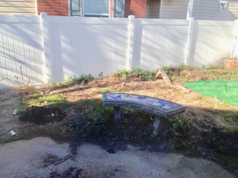 Garden Progress in Georgia Cleare10
