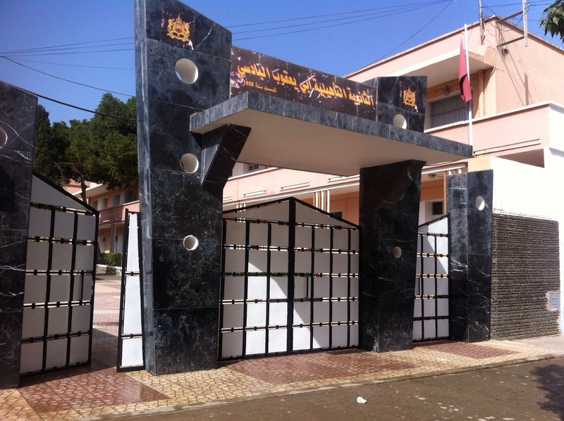 lycée Badissi Al hoceima