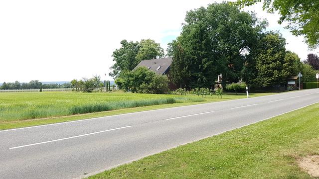 65239 Hochheim-Massenheim Rundweg Friedhof-Wicker-Hochheim Version 6,8 km.  20170647