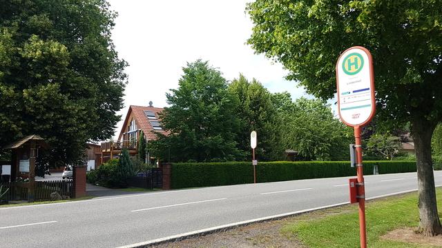 65239 Hochheim-Massenheim Rundweg Friedhof-Wicker-Hochheim Version 6,8 km.  20170650
