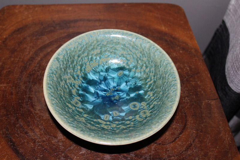 Crystalline glazed bowl-origin unknown Img_3116