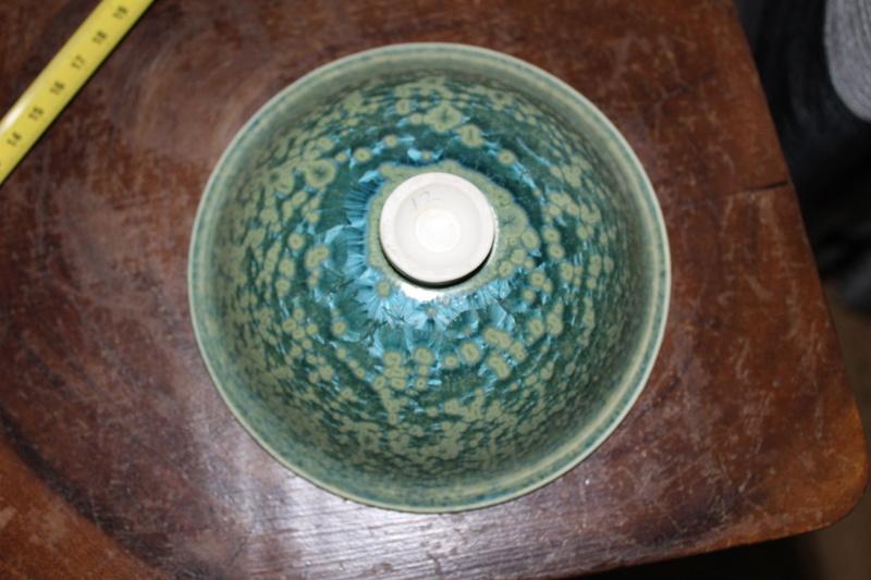 Crystalline glazed bowl-origin unknown Img_3117