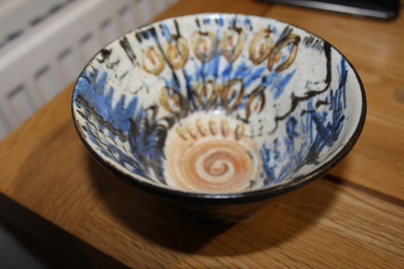 Mark -RES- on studio pottery bowl?? Img_3414