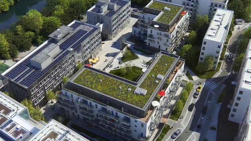 Immeuble GreenOffice en Seine (Meudon sur Seine) Clipb103