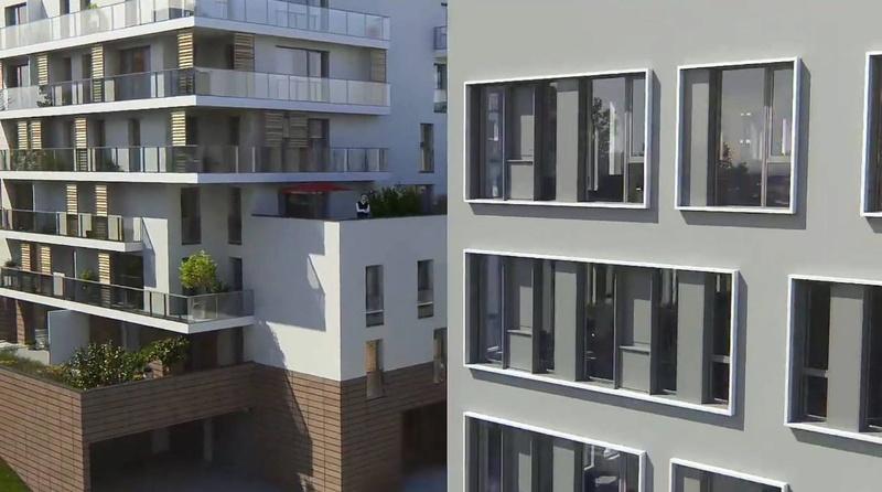 Immeuble GreenOffice en Seine (Meudon sur Seine) Clipb104