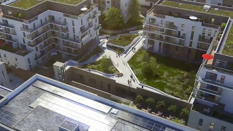 Immeuble GreenOffice en Seine (Meudon sur Seine) Clipb105