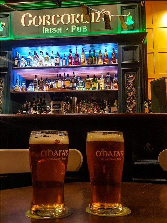 Corcoran's Irish Pub Clipbo63