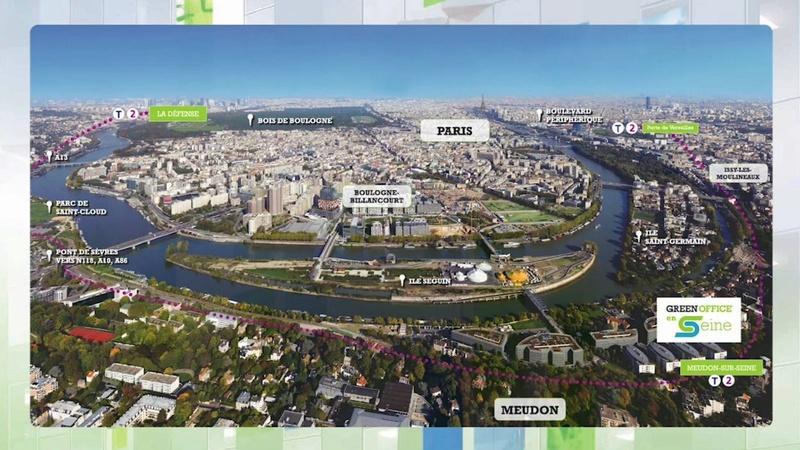 Immeuble GreenOffice en Seine (Meudon sur Seine) Clipbo74