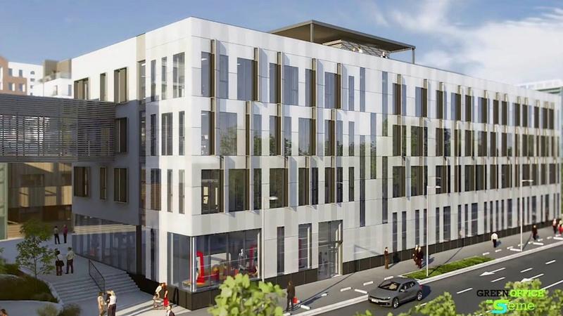 Immeuble GreenOffice en Seine (Meudon sur Seine) Clipbo75