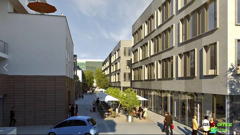 Immeuble GreenOffice en Seine (Meudon sur Seine) Clipbo77