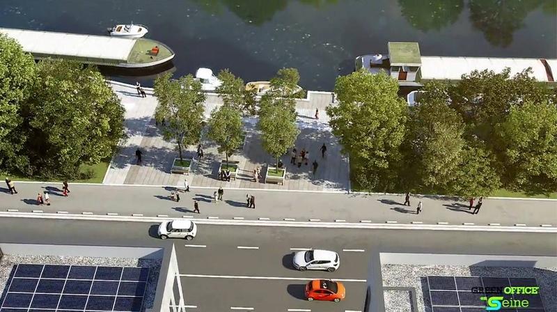Immeuble GreenOffice en Seine (Meudon sur Seine) Clipbo78