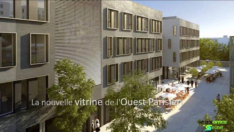 Immeuble GreenOffice en Seine (Meudon sur Seine) Clipbo79