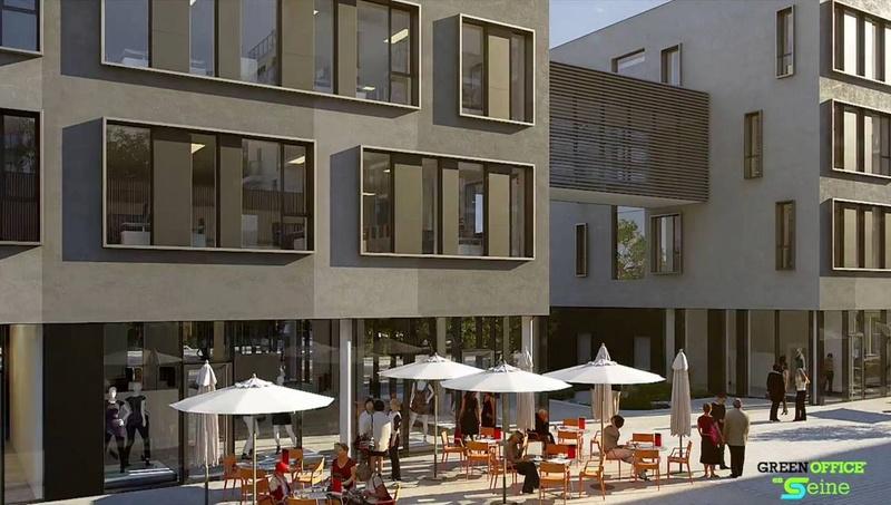 Immeuble GreenOffice en Seine (Meudon sur Seine) Clipbo80