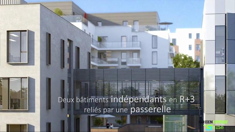 Immeuble GreenOffice en Seine (Meudon sur Seine) Clipbo82