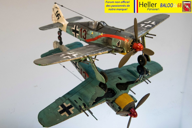 Focke-Wulf FW190 A-5/U12 00110