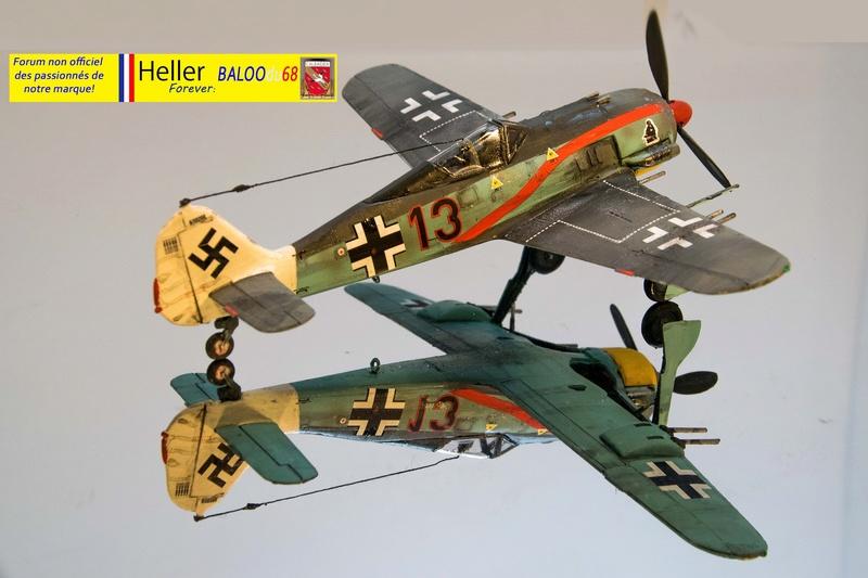 Focke-Wulf FW190 A-5/U12 00210