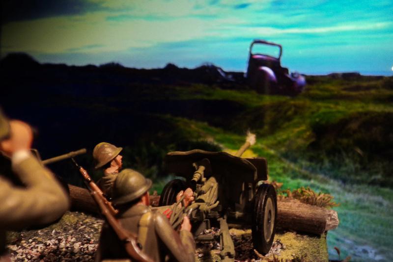 """Manoeuvres durant la """"Pas drôle de guerre"""" 1940. 100_0130"""