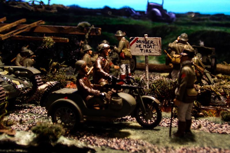 """Manoeuvres durant la """"Pas drôle de guerre"""" 1940. 100_0133"""