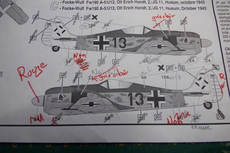 Focke-Wulf FW190 A-5/U12 101_0210