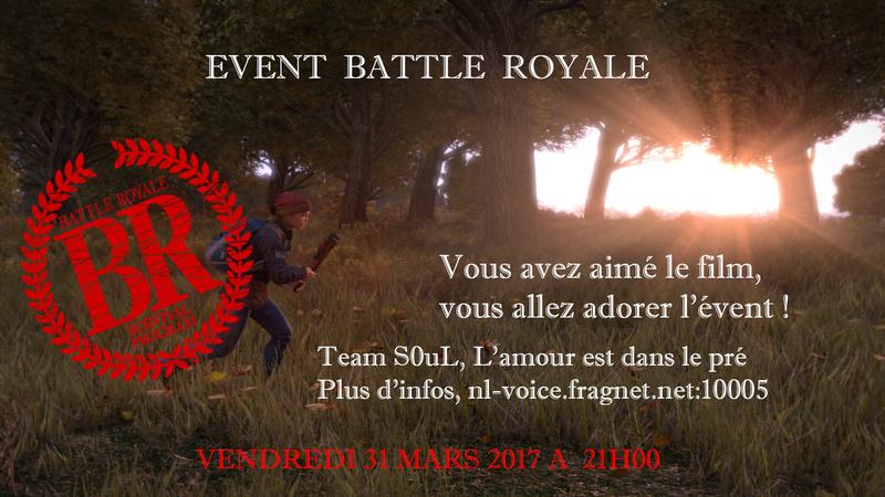 EVENT BATTLE ROYAL Event11