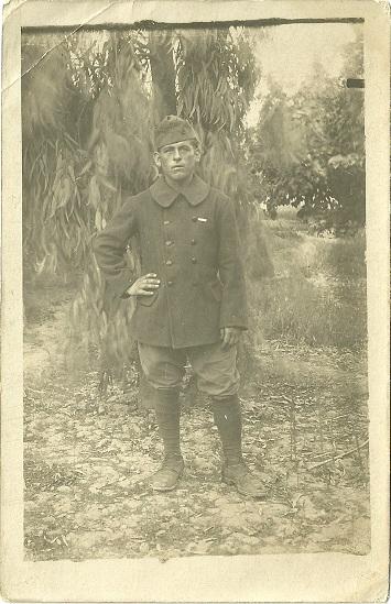 Un soldat de la colo ! Numyri13