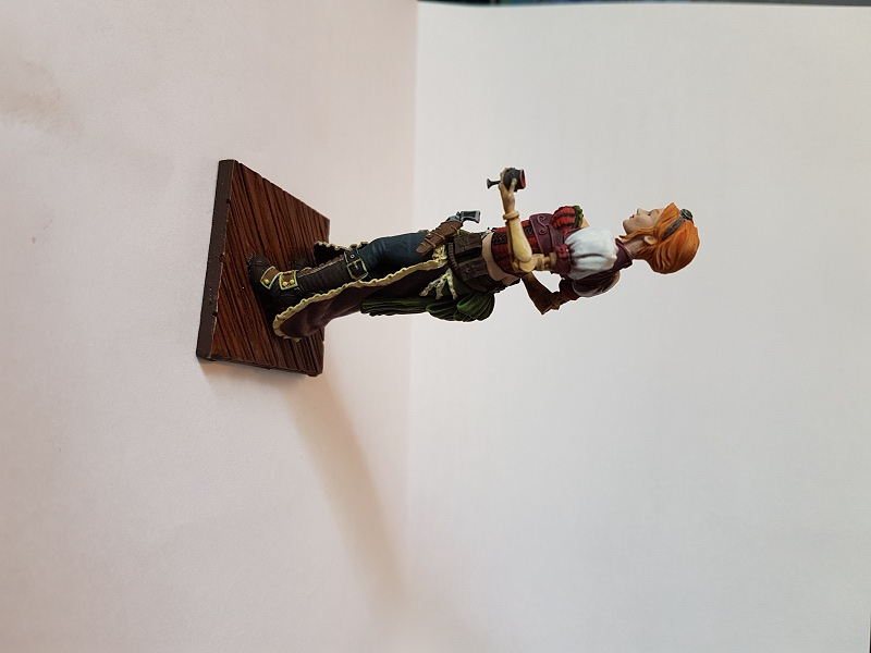 Scale 75 - Lady Valerious (75mm) 20170610