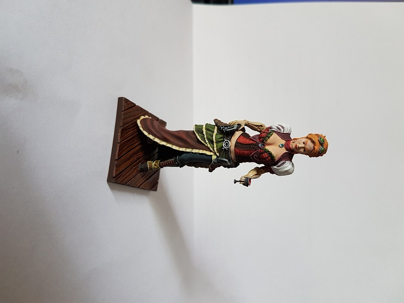 Scale 75 - Lady Valerious (75mm) 20170611