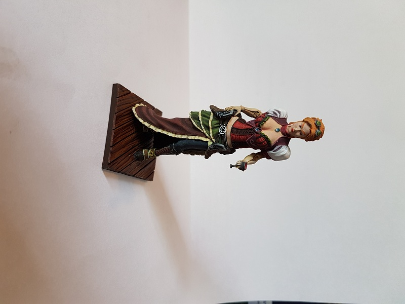 Scale 75 - Lady Valerious (75mm) 20170614