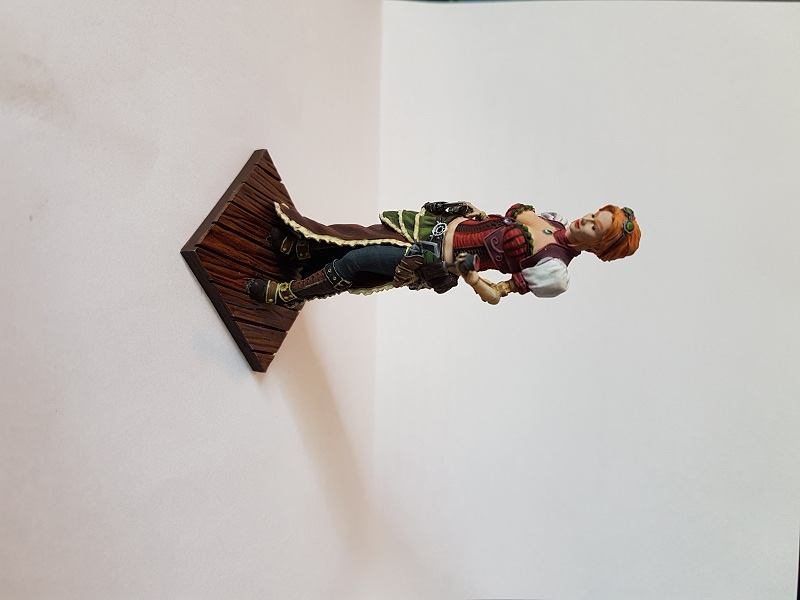 Scale 75 - Lady Valerious (75mm) 20170615