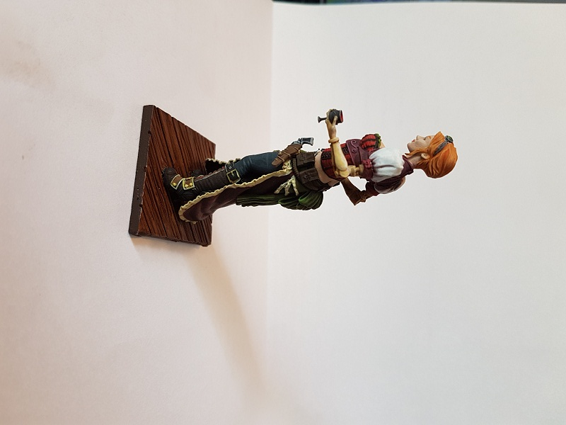 Scale 75 - Lady Valerious (75mm) 20170617