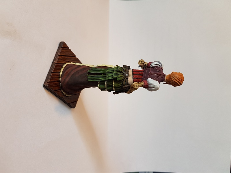 Scale 75 - Lady Valerious (75mm) 20170619