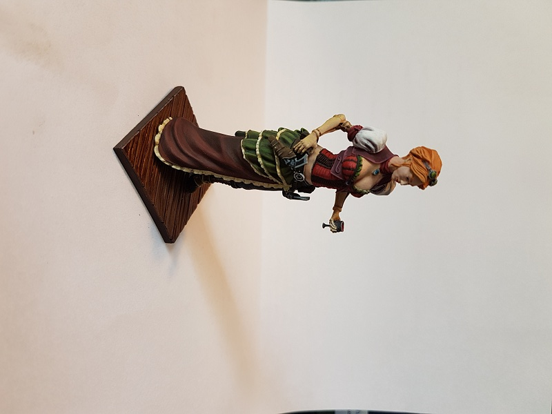 Scale 75 - Lady Valerious (75mm) 20170621