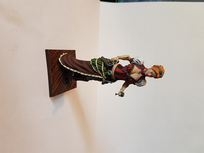 Scale 75 - Lady Valerious (75mm) 20170622