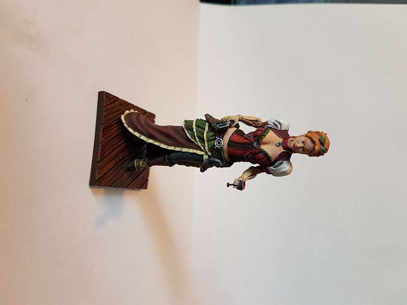 Scale 75 - Lady Valerious (75mm) 20170623