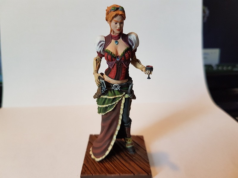 Scale 75 - Lady Valerious (75mm) 20170624