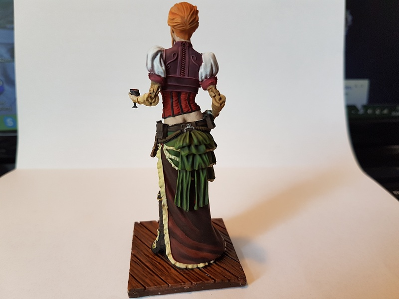 Scale 75 - Lady Valerious (75mm) 20170625