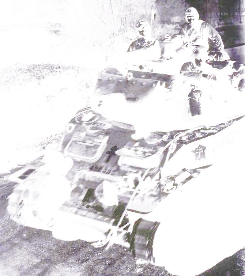 M8 HMC Le Tromblon et L'Arquebuse (Escadron de Protection) Marcea10