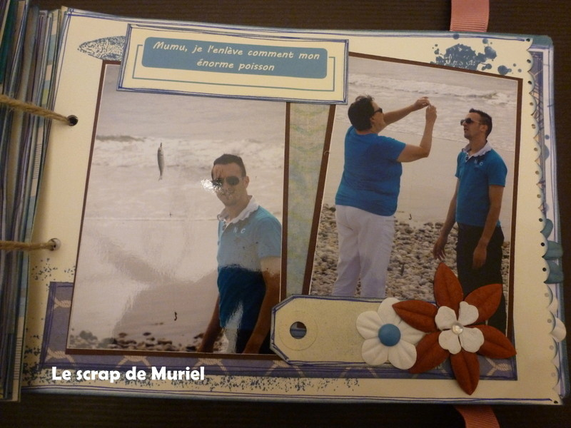 SB08: L'album de Muriel - Un dimanche à la plage du Havre P1030433