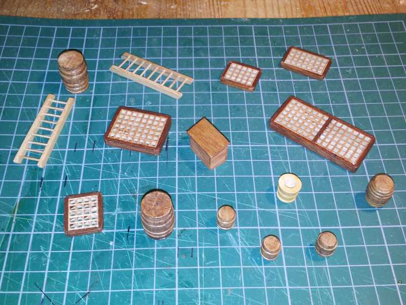 Bounty au 1/45 - Kit OcCre - Page 8 Bount121