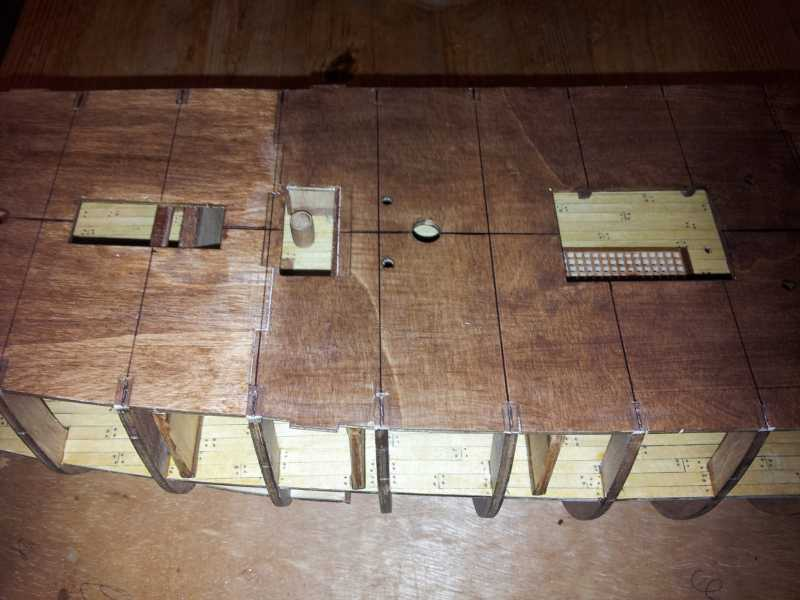 Bounty au 1/45 - Kit OcCre - Page 7 Bount136