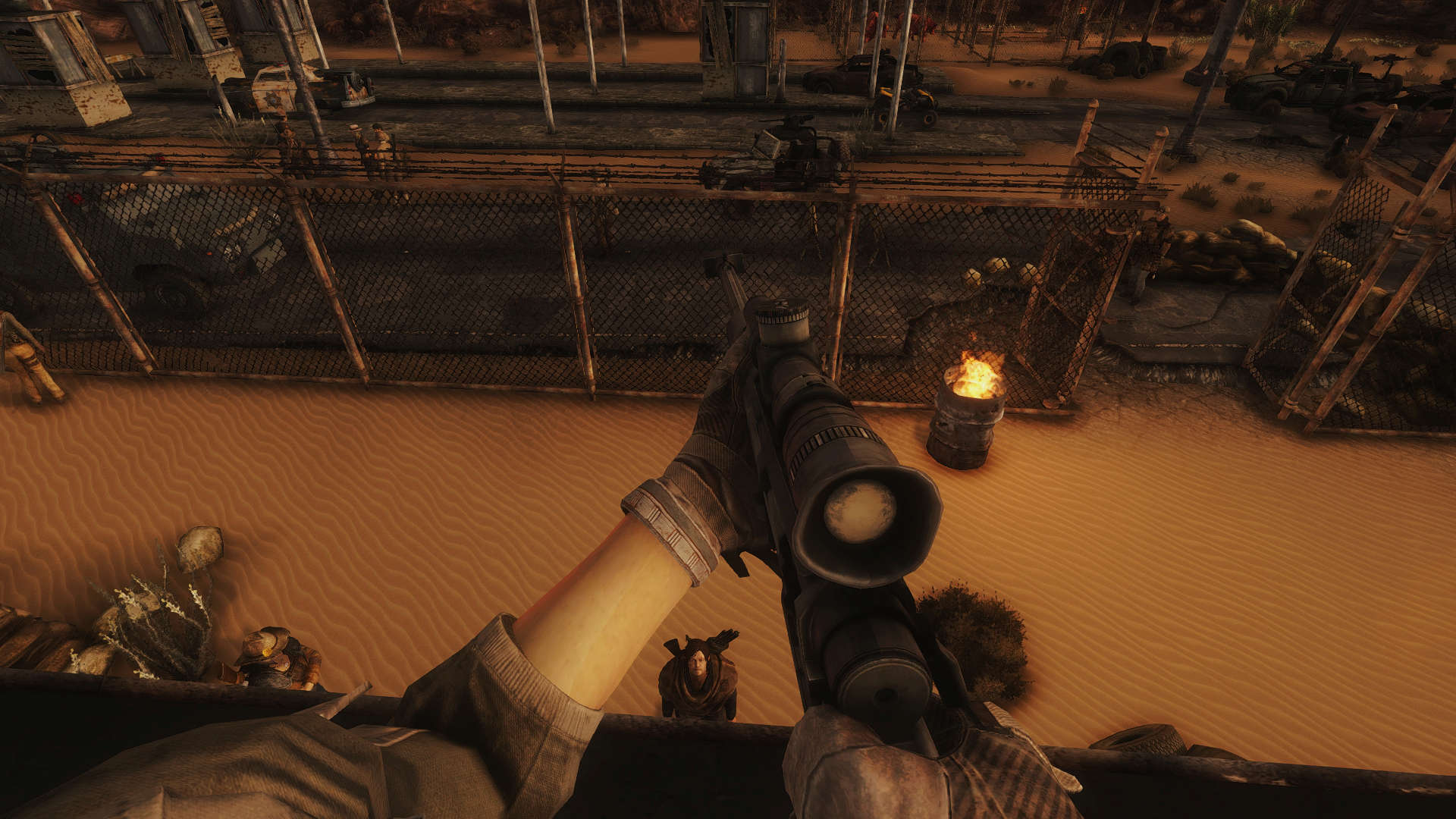 Fallout NV: What FOV do you personally use? 80_kop10