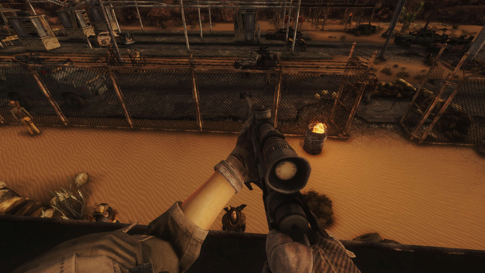 Fallout NV: What FOV do you personally use? 85_kop10