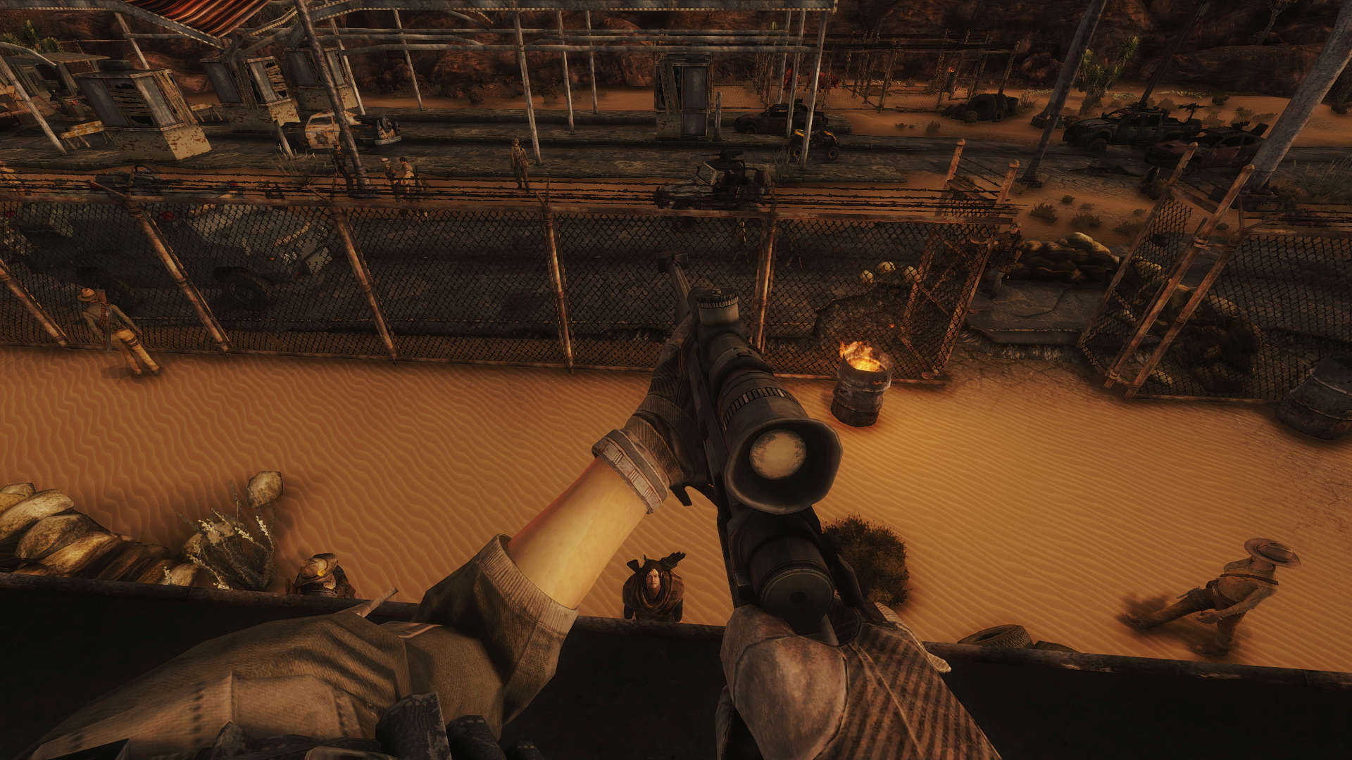 Fallout NV: What FOV do you personally use? 90_kop10