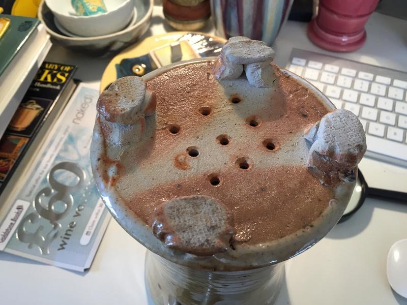 Studio pottery utensil holder? Img_1745