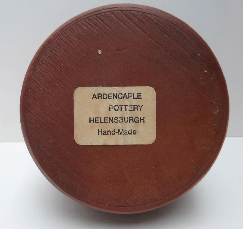 Ardencaple Pottery, Helensburgh Scotland S-l16066