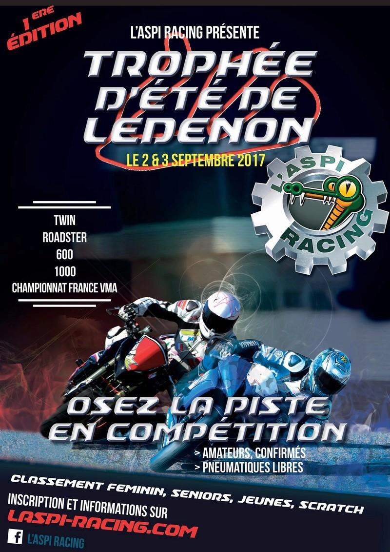 TROPHEE DE LEDENON 2/3 septembre 2017 !! Affich10